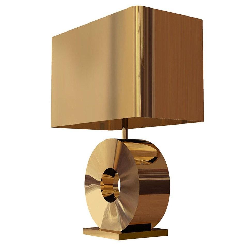 Bronze Cerchio Lamp