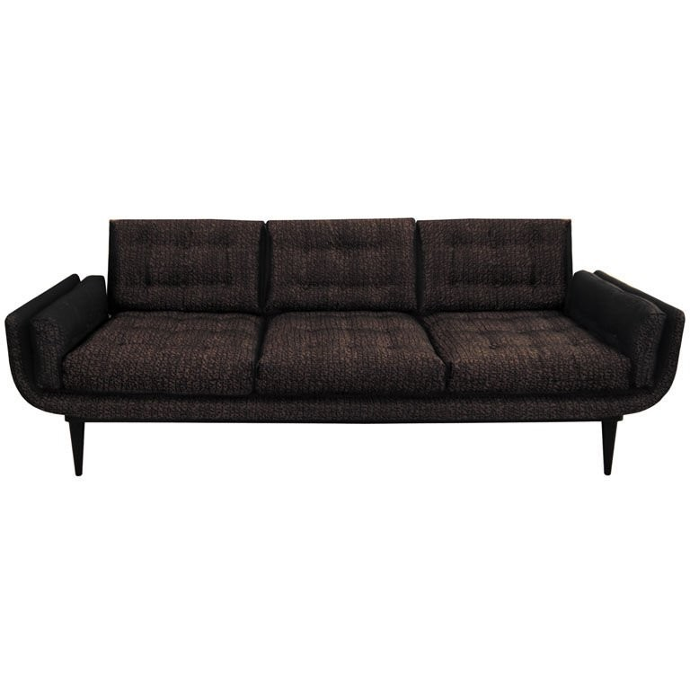 Tufted Gondola Sofa