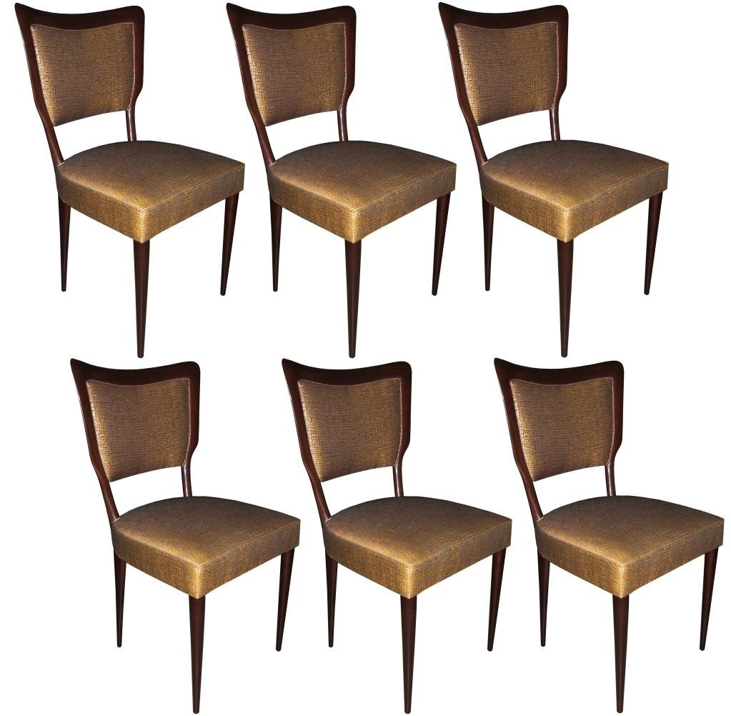 Set of 6 Paolo Dining Chairs