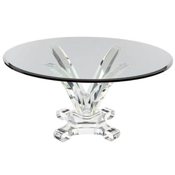 Delfine Dining Table Designed by Craig Van Den Brulle