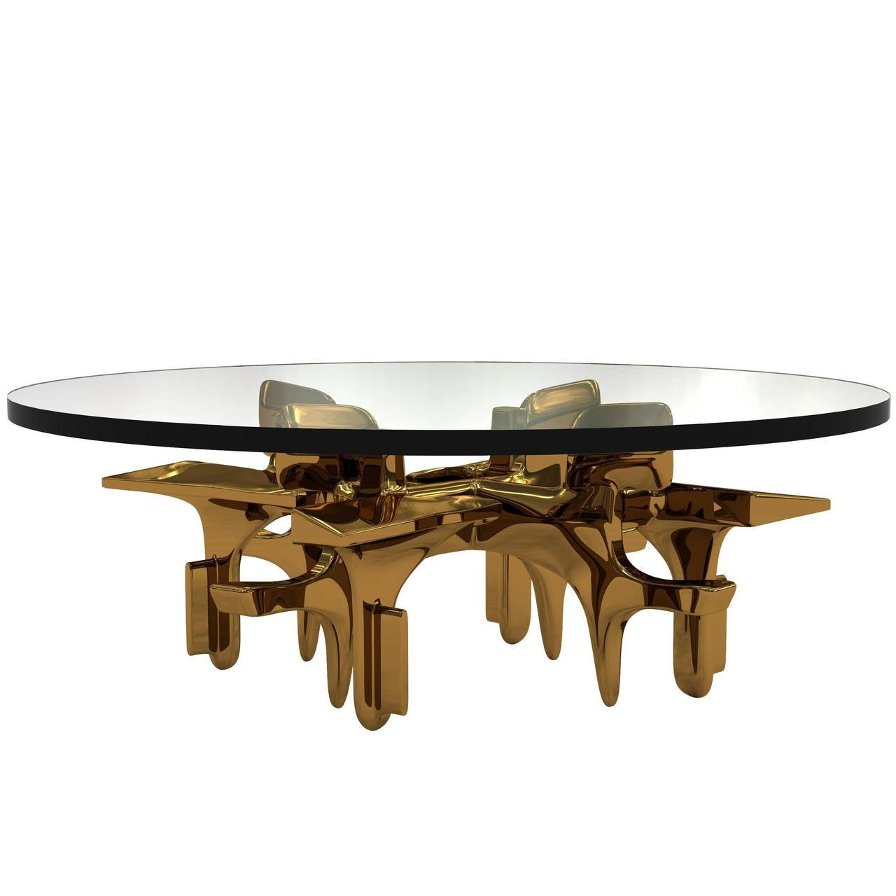 Roen Coffee Table by Craig Van Den Brulle