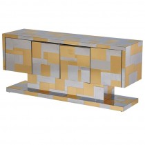 Cityscape Cabinet by Paul Evans