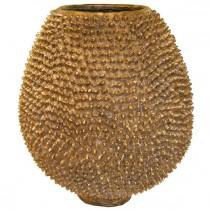 Cast Bronze Vessel