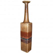 Gambone Large Geometric Ceramic Vase
