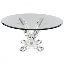 Delfine Dining Table Designed by Craig Van Den Brulle