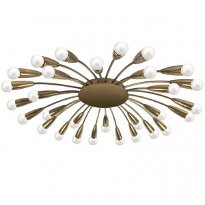 Brass Kalmar Fixture