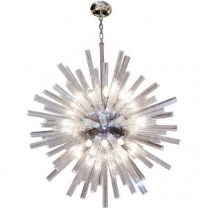 Crystal Snowflake Chandelier