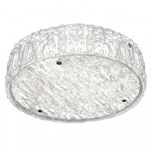 Carl Fagerlund for Orrefors Glass Ceiling Fixture