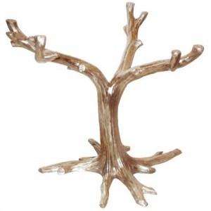 Cast Bronze Tree Table Base