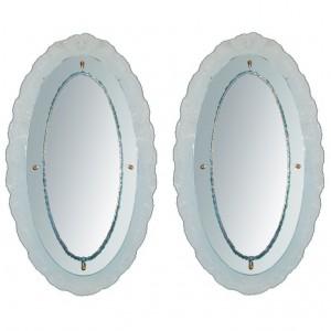 Pair of Italian Mirrors