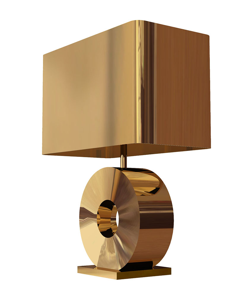 Bronze cerchio lamp lighting vdb collection bronze cerchio lamp mozeypictures Image collections